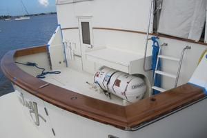 photo of Hatteras-CPMY-1977-SENTRY-Stuart-Florida-United-States-Aft-Cockpit-452950