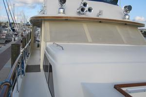 photo of Hatteras-CPMY-1977-SENTRY-Stuart-Florida-United-States-Cabin-&-Wheelhouse-Profile-452947