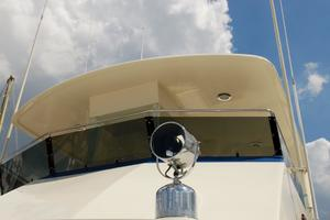 photo of Hatteras-CPMY-1977-SENTRY-Stuart-Florida-United-States-Flybridge-Hardtop,-Spotlight-452916