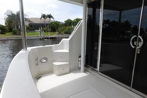 52' Symbol 50 2002 Great place to relax @ anchor