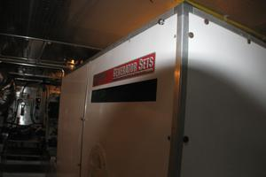 52' Symbol 50 2002 Northern Lights 16kw diesel generator