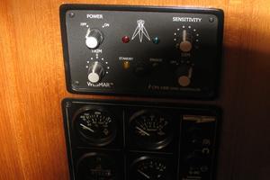 52' Symbol 50 2002 Wesmar CPS 1000 gyro stabilizer