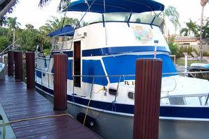 40' Cheoy Lee LRC 1979 40 Cheoy Lee Dockside