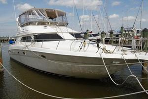 45' Sea Ray 450 Express Bridge 1999 SEA RAY 450 Express Bridge