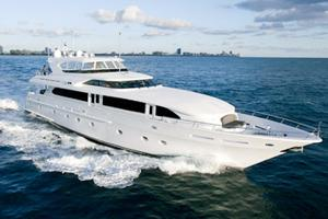 105' Intermarine Raised Pilothouse 2000