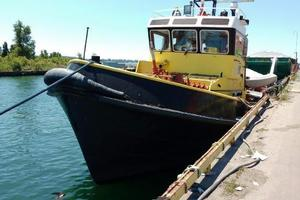83' Coastal Tug Tugboat 1963 Tug 5