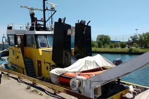 83' Coastal Tug Tugboat 1963 Tug 6