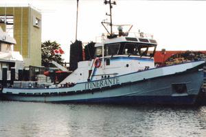 83' Coastal Tug Tugboat 1963 Tug 1