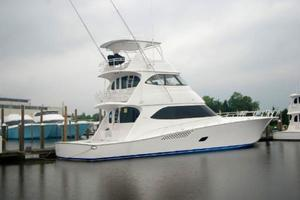 76' Viking 76 EB Convertible 2012 Profile