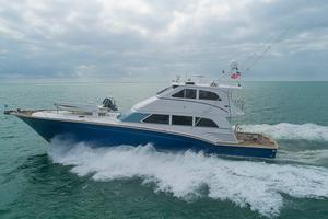 81' Sea Force Ix 81.5 Enclosed Bridge 2004