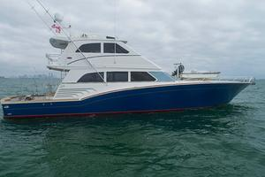 Sea Force Ix 81' 81.5 Enclosed Bridge 2004