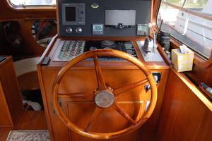 50' De Vries Motorsailer 50 1985 Pilot House