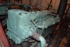 70' Drift Fishing Vessel 90 Person Commercial 1986 70' Drift Fishing Vessel Centerline Main Engine