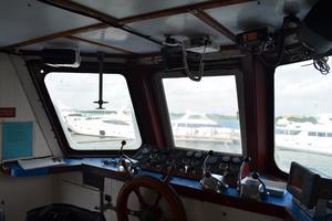 70' Drift Fishing Vessel 90 Person Commercial 1986 70' Drift Fishing Vessel Pilot House