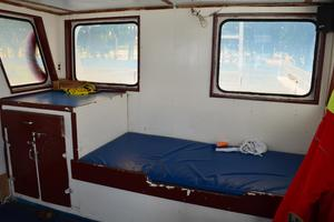70' Drift Fishing Vessel 90 Person Commercial 1986 70DriftFishingVesselPilotBerth