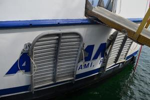 70' Drift Fishing Vessel 90 Person Commercial 1986 70' Drift Fishing Vessel Transom Platforms