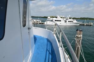 70' Drift Fishing Vessel 90 Person Commercial 1986 70' Drift Fishing Vessel Upper Deck Along Pilot House