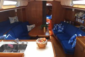 44' Nautor Swan 44 MKII 1997 Main Salon