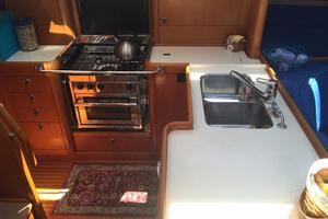 44' Nautor Swan 44 MKII 1997 Galley