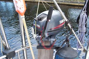 44' Hylas 44 Center Cockpit Sloop 1987 44 Hylas Yamaha Outboard