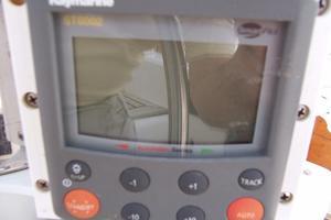 44' Hylas 44 Center Cockpit Sloop 1987 44 Hylas Autopilot
