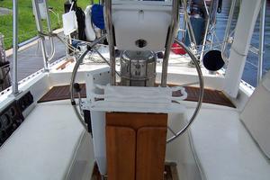 44' Hylas 44 Center Cockpit Sloop 1987 44 Hylas Cockpit Cushions