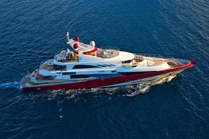 163' Philip Zepter Yachts  2011