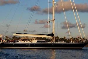 112' Royal Huisman 34m Luxury Sailing Yacht 1994