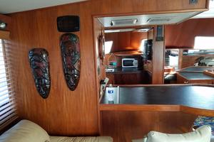 62' Custom Sportsfisherman 1984 Striker 62 Galley 1
