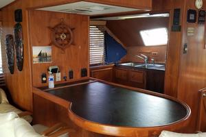 62' Custom Sportsfisherman 1984 Striker 62 Galley 2