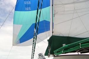 57' Lagoon 570 2001 Spinnaker