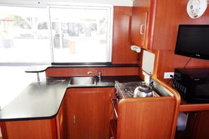 39' Leopard 39 PC 2012 Galley 2