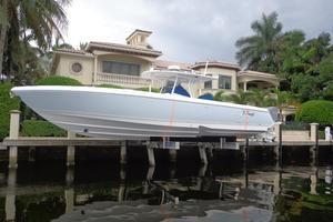 Intrepid 40' 400 Center Console 2013 Y-knot