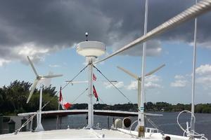 50' Diesel Duck Enhanced 50 2002 Diesel Duck  50 Wind Generators and Radar