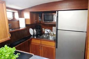 50' Diesel Duck Enhanced 50 2002 Diesel Duck  50 Galley