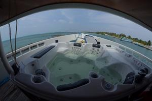 110' Custom Motor Yacht Explorer 110 2016 Custom 110 Motor Yacht Jacuzzi