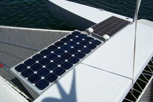 55' Chris White Juniper 2 Trimaran 1989 Solar 3
