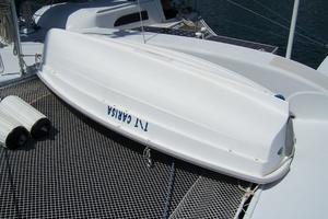 55' Chris White Juniper 2 Trimaran 1989 Walker Bay Dinghy