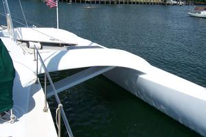 55' Chris White Juniper 2 Trimaran 1989 Port Hull