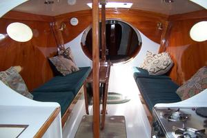 55' Chris White Juniper 2 Trimaran 1989 Salon