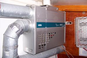 55' Chris White Juniper 2 Trimaran 1989 Diesel Heater