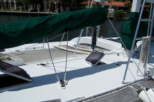 55' Chris White Juniper 2 Trimaran 1989 Sail Covers