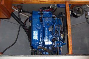 55' Chris White Juniper 2 Trimaran 1989 Isuzu Engine