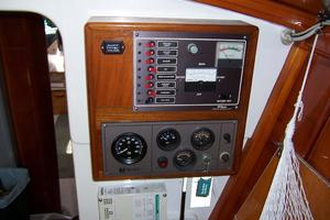 55' Chris White Juniper 2 Trimaran 1989 Breaker/ Engine Panel