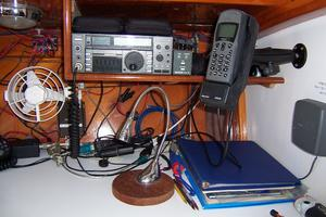 55' Chris White Juniper 2 Trimaran 1989 Nav Station 2
