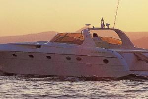 50' Rizzardi 50 Cr Topline 2003