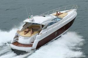 52' Sessa C 52 2007 Manufacturer Provided Image: Cruising