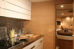 52' Sessa C 52 2007 Manufacturer Provided Image: Galley
