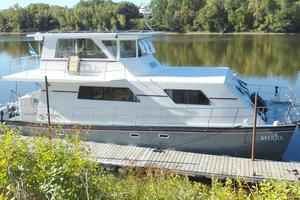 50' Powercat Flybridge 2014 Flybridge Power Catamaran Comfort - Rain/Shine
