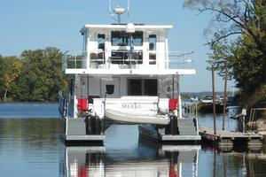 50' Powercat Flybridge 2014 Flybridge Power Catamaran No Need for Stabilizers